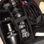 カメラバッグの買い替え
