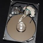ハードディスクの捨て方。一例