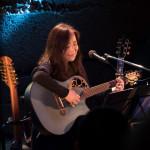 花岡幸代さんのライブを撮影しました