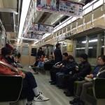 地下鉄御堂筋線でGO!